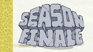 S1E27 Season Finale Title Card