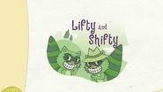Lifty and Shifty's Season 2 Intro