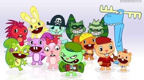 Happy Tree Friends Theme Song EXTENDED