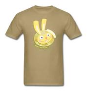 Cuddles - Retro Rabbit