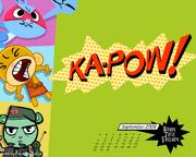 Ka-Pow! Logo