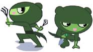 Ninjas render