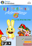 Htf adventures 6 box art by radel999-d4c7s17