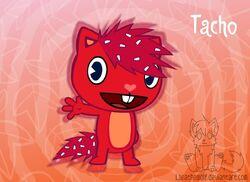 Tacho new style by Lanathewolf