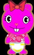 Gia Peed Her Diaper