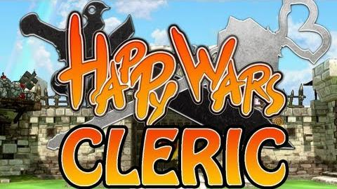 Happy Wars - Cleric Gameplay