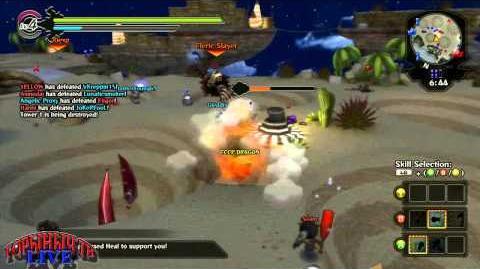 Happy Wars - Special Challenge (Game 2)