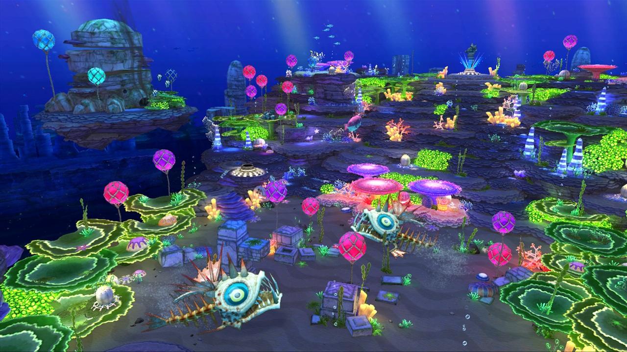 Deep Sea DeepSea Map Maps Happy