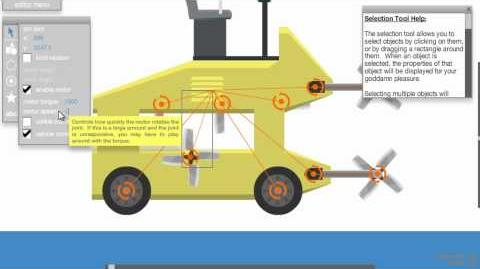 Happy Wheels - Vehicles