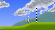 Happy Green Hills - Finish Line