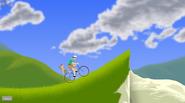 Happy Green Hills - Gap Jump