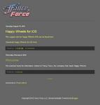 Fancy Force Website
