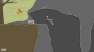 WASTELAND 2 Entering Cave