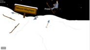 The beggining of Mount Mayem
