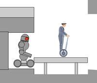 Laboratory 1 robot