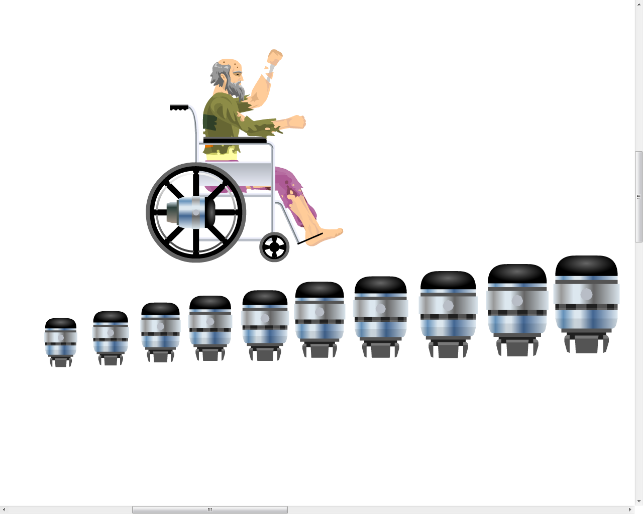 how to change character in happy wheels level editor