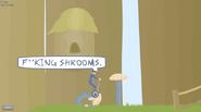 Planet X - Focking Shrooms