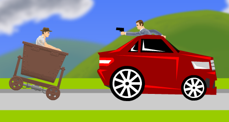 happy wheels totaljerkface