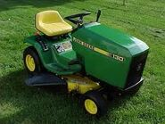 Jogn derrie lawnmower