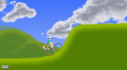 Happy Green Hills - Steep Hill