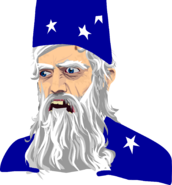 Wizard Guy (Smaller Image)