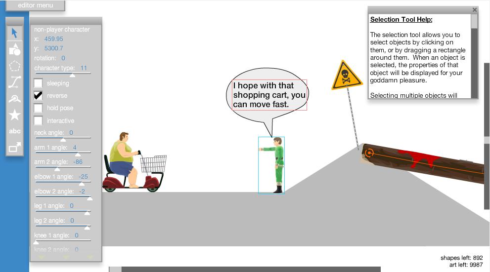 Level Editor | Happy Wheels Wiki | FANDOM powered by Wikia