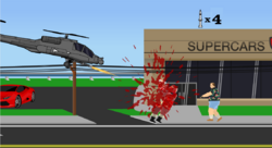 Helicopter Rampage