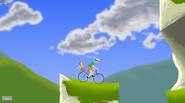 Happy Green Hills - Second Gap
