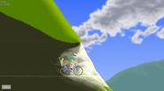 Happy Green Hills - Cave Exit