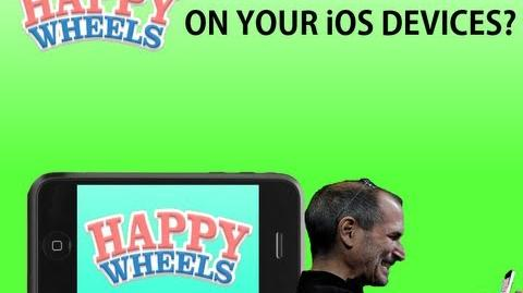 Happy Wheels the App - Analysis 1
