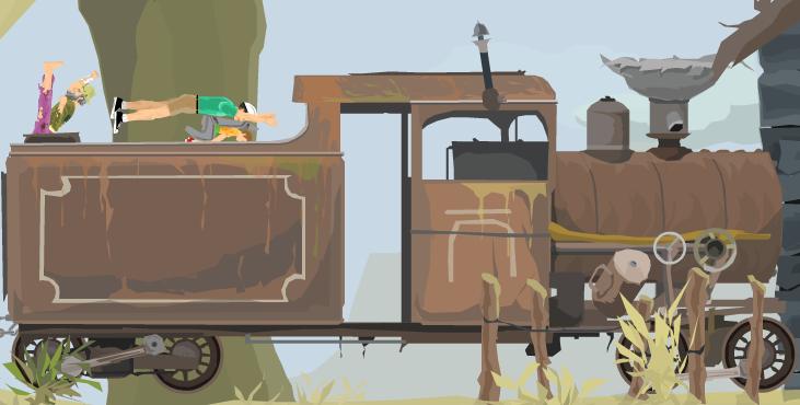 The Ghost Train Happy Wheels Wiki Fandom Powered By Wikia