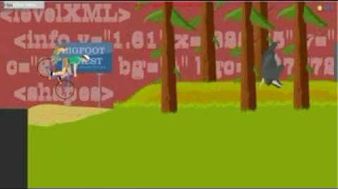 Happy Wheels - Bigfoot Forest - Backgrounds,levelXML and stuff