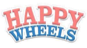 Happy wheels logo