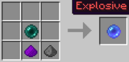 Pearl-explosive