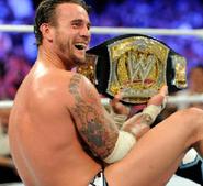 Punk as WWE Champ26