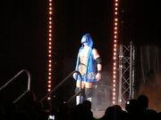 AJ Styles as TNA World Champion