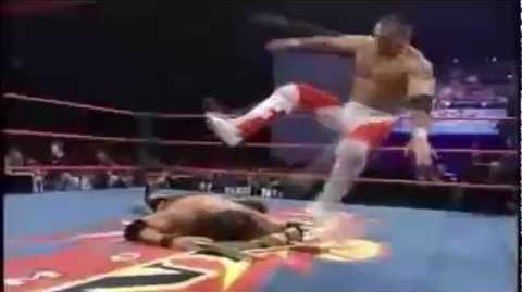 "John Daniels Theme - ""Team Canada"" w Lance Storms WCW Titantron"