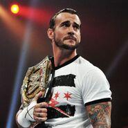 Punk as WWE Champ7