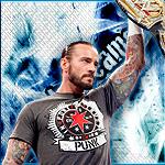 Punk as WWE Champ20
