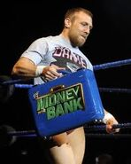 Bryan as Mr. Money In The Bank
