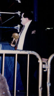 Paul Bearer in 1996
