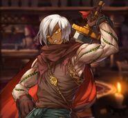 Rim (Hardcore Leveliing Warrior with Naver Webtoon)