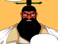 Guan Yu in his Giga Attire (Season 2 Episode 35)