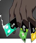 Lucky Three Cards2