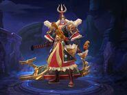 Major General Yi Sun-Shin skin in Mobile Legends Bang Bang