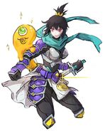 Sora sketch (Hardcore Leveling Warrior with Naver Webtoon)