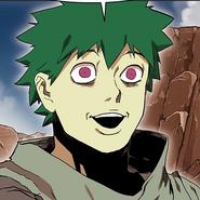 Green-Haired Follower (Season 2)