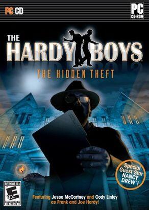 Hidden Theft cover