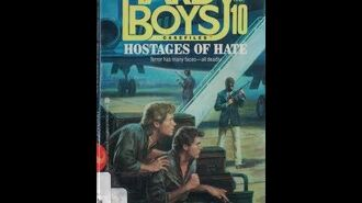 Hardy Boys Casefiles 10 Hostages of Hate - Book Review