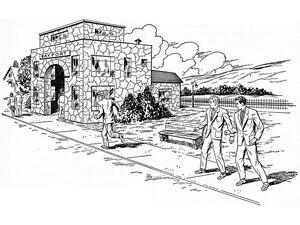 Bayport Station